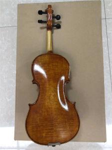 中国の卸し売りハンドメイドの古いバイオリン