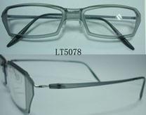 Châssis optique de titane (LT5078)