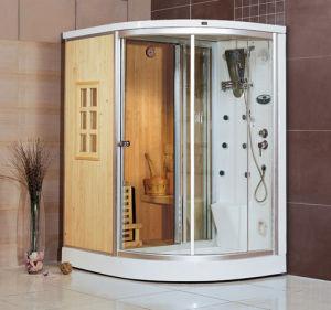 Sala de vapor y sauna (CG1612)