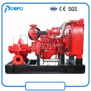 Venta caliente 750 gpm listado UL Motor Diesel con precio de fábrica de bombas contra incendios