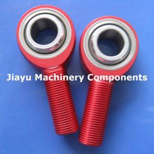 Rodamientos de extremo de Rod de aluminio masculinos de los extremos de Rod de la serie de Aljm