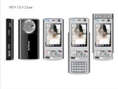 Nagelneuer Handy (N95)