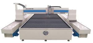 De Scherpe Machine van metalen, Waterjet Scherpe Machine (dwj3060-BB)
