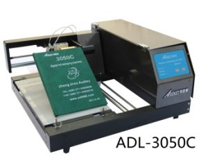 기계 PVC 포일 기계 Adl 3050c를 인쇄하는 PVC 카드 포일