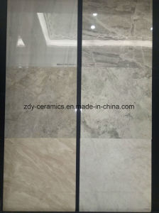 Tegels van de Steen van het Bouwmateriaal de Goede ontwerp-Jingan Verglaasde Marmeren