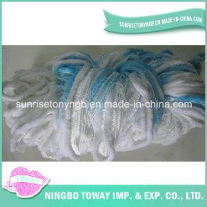 Chapéu de Inverno de alta resistência a lã de algodão fios fantasia - 3