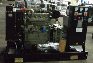 リカルドの開いたディーゼル発電機セット