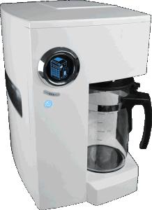 Ropot zéro de l'installation du filtre à eau osmose inverse