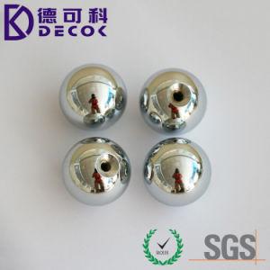 la sfera d'acciaio della sfera 12mm del foro della vite di 6mm ha perforato