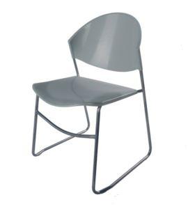椅子(FECCA02)を食事するプラスチック椅子