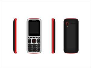 telefoon Barphone van de Eigenschap van de Telefoon van de Cel van Pirce China van de Telefoon van Eigenschap 1.8 van 2017 de ' Mobiele Lage