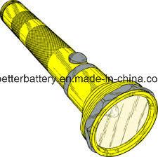 18650 OEM de 3.7V 2000mAh Batería Samsung Li-ion para antorcha
