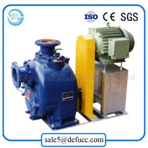 Refuerzo de cebado automático de la bomba de agua con motor eléctrico establecido
