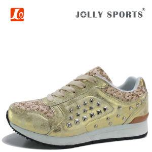 2017 Nuevo estilo de moda mujeres Ocio Casual zapatos deportivos