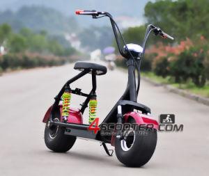 Новые продукты двойные электрические 500W Citycoco девушка на скутере для продажи