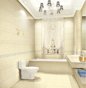 Tegel van de Muur van Inkjet de Matte Verglaasde Binnenlandse Ceramische voor de Decoratie van het Toilet