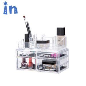 Sodynee composição cosmética e joalharia Organizador de armazenagem caso caixas de apresentação
