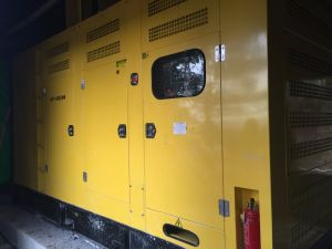 최고 냉각된 시스템 설계 50kVA 60kVA 80kVA 디젤 엔진 발전기 세트