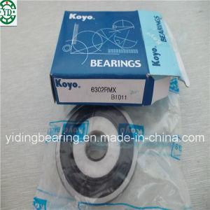 Koyo 6302rmx, das tiefe Nut-Kugellager-Generator-Peilung Koyo 6302rmx trägt
