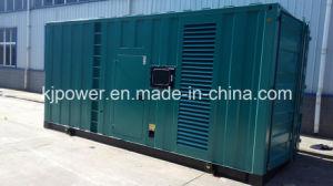 Contenitore Type Power Generator Set con Cummins Engine