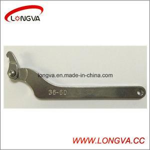 Wenzhou Chave ajustável em aço inoxidável de fábrica