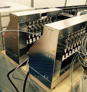 Fsh mehrfacher Multiplexkanal, der Pumpe wieder füllt