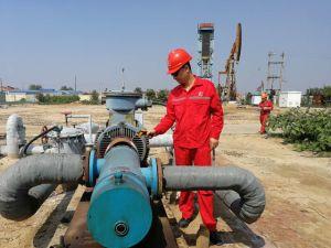 Assistenti tecnici nella Commissione nazionale del magazzino di memoria dell'olio della Cina