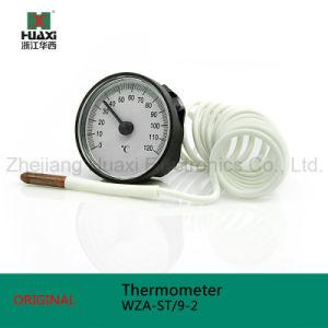Termometro capillare Wza-St/9-2 con centigrado 0-120 gradi