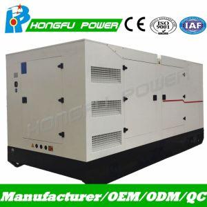 Deutz 디젤 엔진 Weichai Genset를 가진 825kVA 침묵하는 유형 발전기 세트