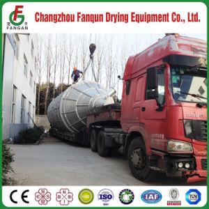 Marcação de aço inoxidável com certificação ISO do secador de spray para a pressão do secador de spray para produtos químicos produto do fabricante chinês Superior