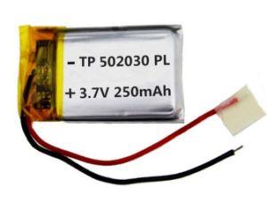 오디오 건전지를 위한 고품질 Li 중합체 건전지 Tpp502030
