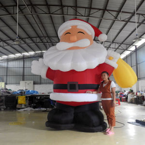 Brinquedos infláveis/Papai Noel inflável /Inflatable Santa