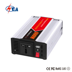 600W DC AC Inversor Solar construído no controlador do Carregador