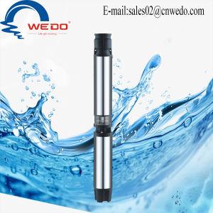 6SR18/7 Electric Deep Weel pompe avec pompe de puits de forage de fil de cuivre