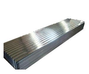 Гофрированное железо цинка металлического листа крыши