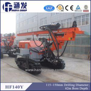 appareil de forage hydraulique diesel Open-Air intégré de distribution par SRD (HF140Y)