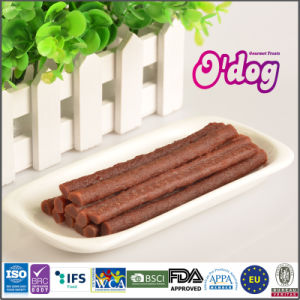 Stok van het Varkensvlees van Odog de Heerlijke voor de Snacks van de Hond