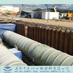 Faser-Glas-Rohr für Industrie