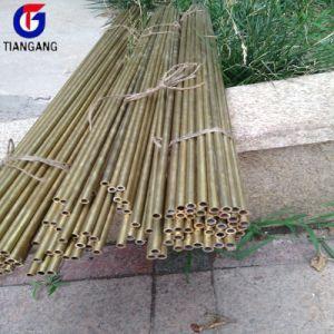 El tubo de latón pulido/tubo de latón pulido