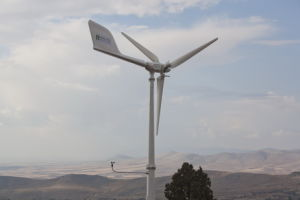 10kw Variable Pitch Blades Wind Generator