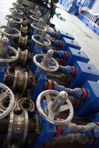 Máquina de Fabricación de tubos industriales con alta calidad