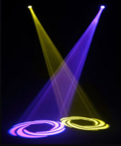 段階装置60W LEDの販売のための移動ヘッド点ライト