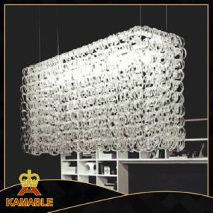 Gaststätte-dekorative freie hängende Glaslampe (KA763S5)