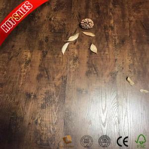 Precio barato Canadian Elm suelo laminado 8mm 10mm