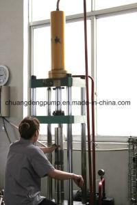3 pouces Ss électrique pour la pression de pompe de puits profond stimuler