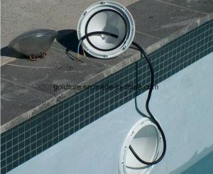 Indicatore luminoso subacqueo 12V PAR56 IP68 bianco della piscina del LED RGB