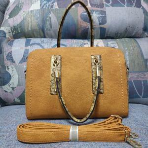 Dernière cuir synthétique Fashion Designer personnalisée fourre-tout commerce de gros sacs à main (No. F7368)