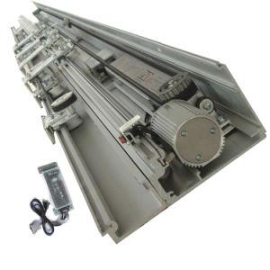 Portello scorrevole del telescopio automatico di alta tecnologia per edificio residenziale