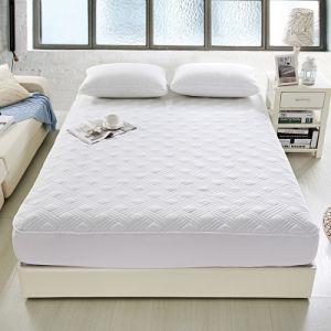 防水の、低刺激性の100%年のホテル覆のための綿によってキルトにされるマットレス