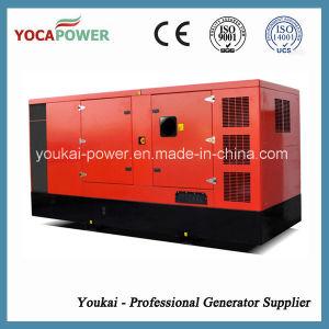 Doosan Engine의 전기 방음 디젤 엔진 발전기 발전
